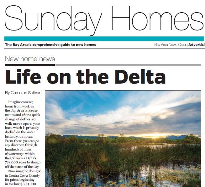 Sunday Homes – Life on the Delta